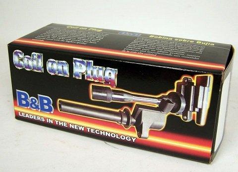 B&B Manufacturing BB2316 Coil On Plug (Scion-Xa Xb L4 1.5L 06-04; Toyota-Echo Prius Yaris L4 1.5L 12-00) (Toyota Echo Coil Springs compare prices)