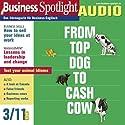 Business Spotlight Audio - How to sell your ideas at work. 3/2011: Business-Englisch lernen Audio - Ideen verkaufen Hörbuch von  div. Gesprochen von:  div.