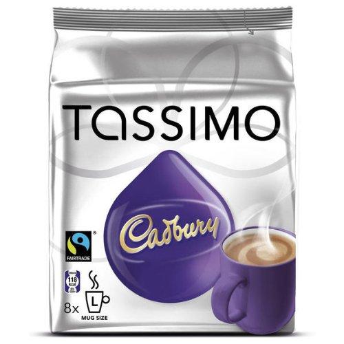 Tassimo cadbury milkchoco x8