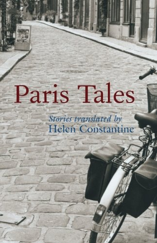 Paris Tales (City Tales)