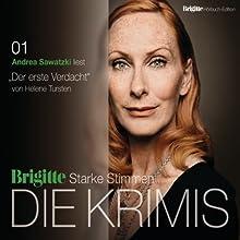 Der erste Verdacht Hörbuch von Helene Tursten Gesprochen von: Andrea Sawatzki