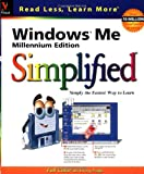 Windows Me Simplified (Simplified (Wiley)) (0764534947) by Maran, Ruth