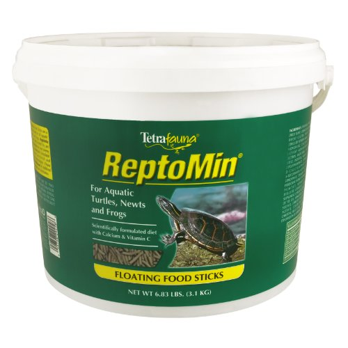 Tetra ReptoMin Sticks, Reptile Food, 6.83 lbs