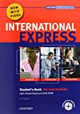 International Express, Interactive Editions: Pre-Intermediate: Student's Pack: (Student's Book, Pocket Book & DVD)