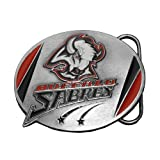 Buffalo Sabres NHL Hockey Belt Buckle Ice