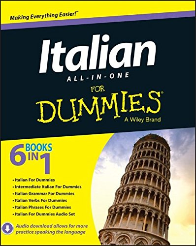 Italian All-in-One For Dummies (Italian Books compare prices)