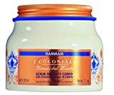 I Coloniali Delicate Body Scrub With Ginger And Cedar Wood, 7.1 Ounce