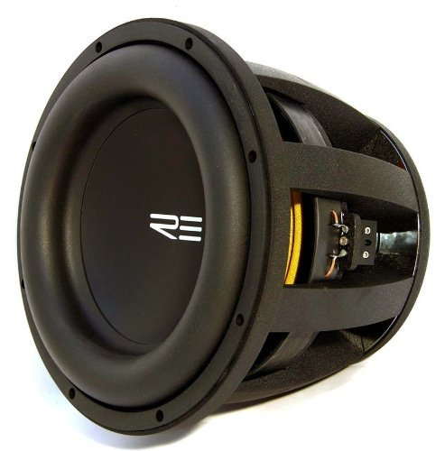 """Brand New Re Audio Mx12D1 12"""" 1,500 Watt Rms Rated (3000W Peak) Dual Voice Coil 1 Ohm Competition Car Subwoofer With 4"""" 4 Layer Aluminum Voice Coils And Neo Magnet!"""