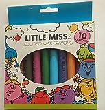 Little Miss 10 Jumbo Wax Crayons