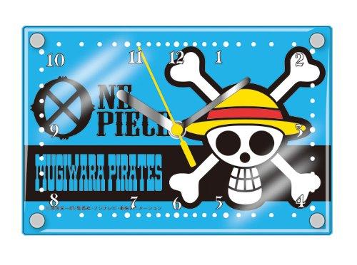 ワンピースレイヤークロック(ドクロマーク) 麦わら海賊団