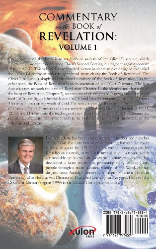 Commentary on the Book of Revelation: Volume 1