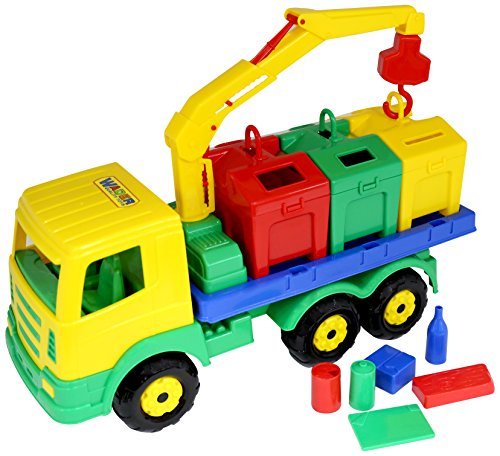 Cavallino 44181 - Prestige Camion Trasporto Rifiuti