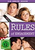 Rules of Engagement - Die zweite Season [2 DVDs]