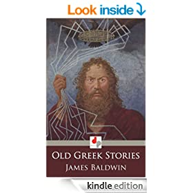 Old Greek Stories (Illustrated)