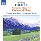 Sonatas for Violin & Piano