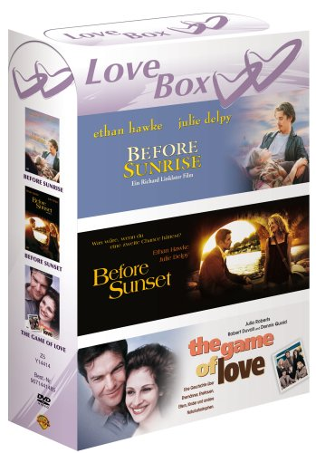 Love Box 4 [3 DVDs]