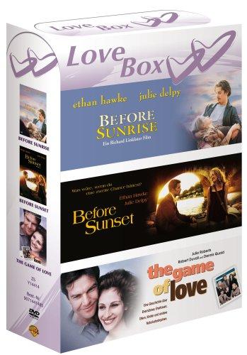 Love Box 4 [3 DVDs]