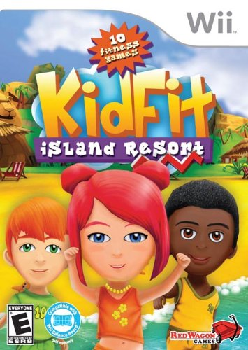 Kid Fit Island Resort - Nintendo Wii
