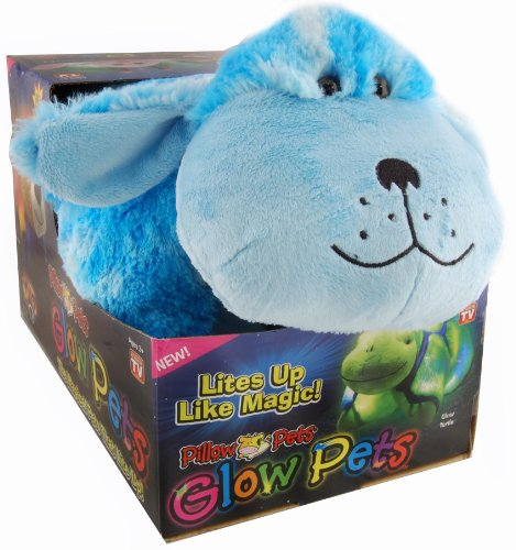 My Pillow Pets Glow Pet Throw Pillow, Dog
