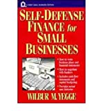 img - for [ Self-Defense Finance: For Small Businesses Yegge, Wilbur M. ( Author ) ] { Paperback } 1995 book / textbook / text book