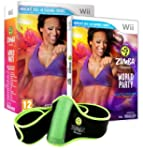 Zumba World Party + ceinture