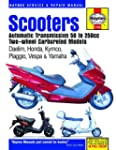 Scooters Automatic Transmission 50 to...