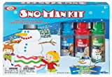POOF-Slinky 0C8326BL Ideal Sno-Marker Sno-Man Kit with Snowman Top Hat