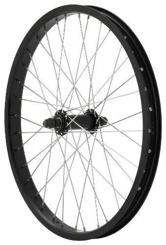 Avenir 36H Alloy 20 Inch x 1.75 Inch Front Wheel, Black