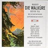 Wagner: Die Walküre - Erster Teil der Gesamtaufnahme (Aufführungsmitschnitt vom 26.7.1953)