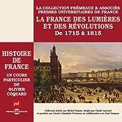 La France des Lumières et des Révolutions (Histoire de France 5) | Olivier Coquard