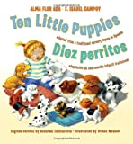 Ten Little Puppies/Diez perritos (0061470430) by Ada, Alma Flor