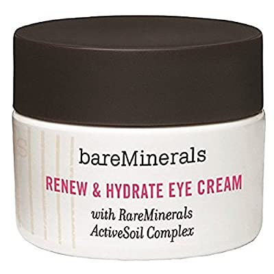 Bare Minerals Renew and Hydrate Eye Cream, 0.5 Fluid Ounce