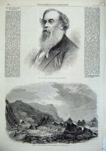 nave-avonmore-del-relitto-di-yorkshire-1869-del-sale-di-titus-della-cornovaglia