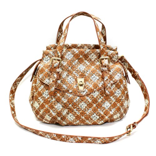 Marc By Marc Jacobs Marc By Marc Jacobs Copper Penny Multi Handbag/ Crossbody Bag (Brown) #M3122023
