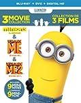 Despicable Me 3-Movie Collection [Blu...