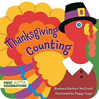 Book Cover: Thanksgiving Counting