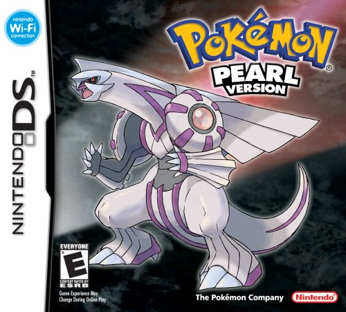 Pokemon-Pearl-Version
