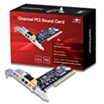 Vantec 7.1 Channel PCI Sound Card UGT...