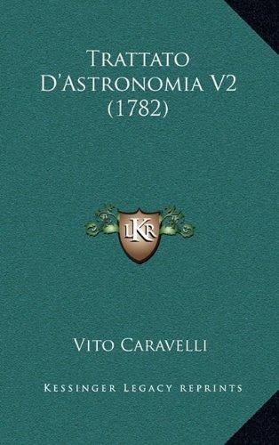 Trattato D'Astronomia V2 (1782)