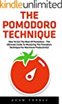 The Pomodoro Technique: How To Get Th...