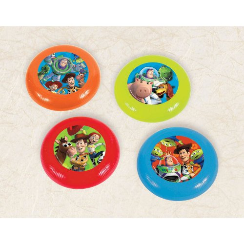 flying disc toy story - 1