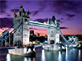 TOWER BRIDGE OF LONDON GLOSSY POSTER PICTURE PHOTO england uk brittain thames