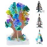 Bluecookies Magic Growing Tree Mystical Crystal Grow Tree Christmas Boy Girl Amazing Toy