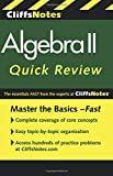 img - for CliffsNotes Algebra II Quick Review, 2nd Edition book / textbook / text book