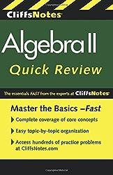 CliffsNotes Algebra II Quick Review by Kohn Edward Herzog