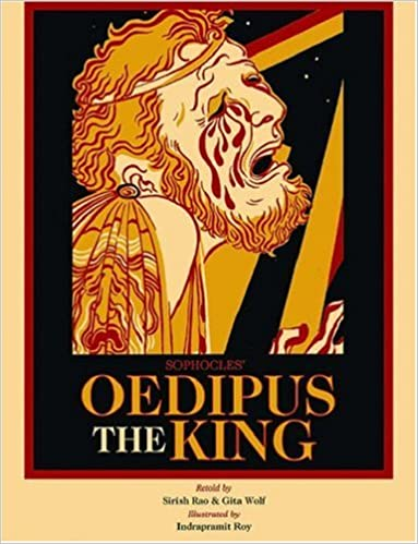 a description of oedipus a classical tragic play used for entertainment and morality