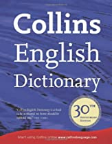 Collins English Dictionary: 30th Anniversary Edition