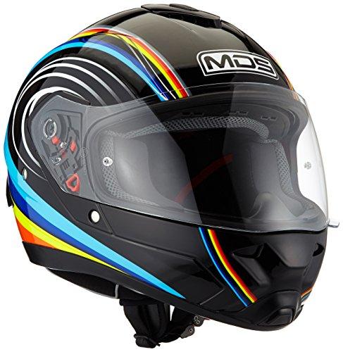 AGV–Casco per moto fullsun MDS E2205Multi