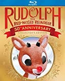 Rudolph the Red Nosed Reindeer: 50th Anniversary [Blu-ray]