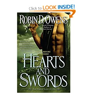 Hearts and Swords  - Robin D Owens